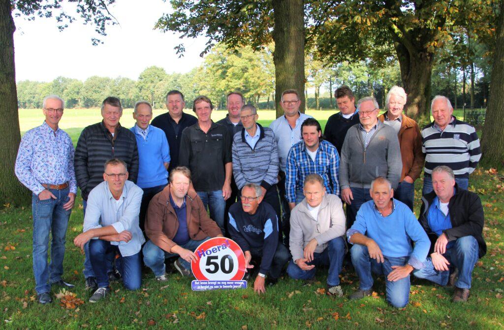 50 jaar Zwarte Doffer Beckum
